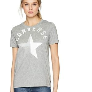 CONVERSE WOMEN'S SPLIT STAR SIZE SMALL